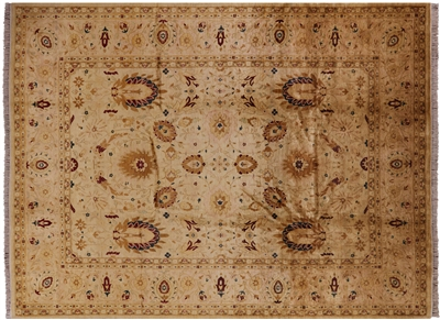 Persian Hand Knotted Wool Oriental Area Rug