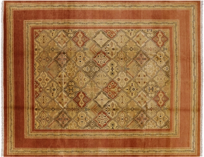 Hand Knotted Persian Chobi Area Rug