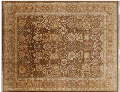 Hand Knotted Persian Chobi Rug