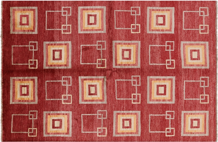 Gabbeh Hand Knotted Rug