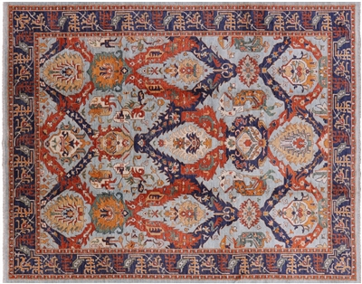 Oriental Super Fine Serapi Hand Knotted Area Rug
