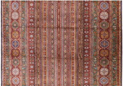 Khorjin Design Super Kazak Area Rug