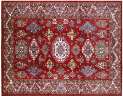 Super Fine Kazak Area Rug
