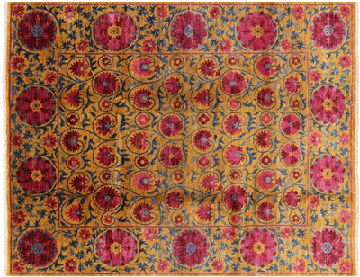 William Morris Area Rug