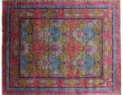 Arts & Crafts William Morris Design Oriental Area Rug