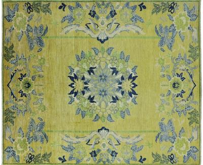 modern art deco oriental area rug