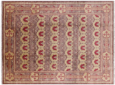 Hand Knotted Arts & Crafts Area Rug