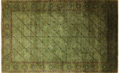 Hand Knotted Persian Oriental Rug