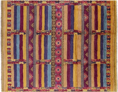 Navajo Hand Knotted Moroccan Rug