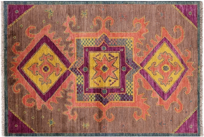 Oriental Arts and Crafts Area Rug