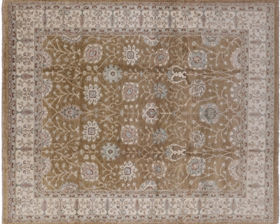 Traditional Wool Peshawar Area Rug