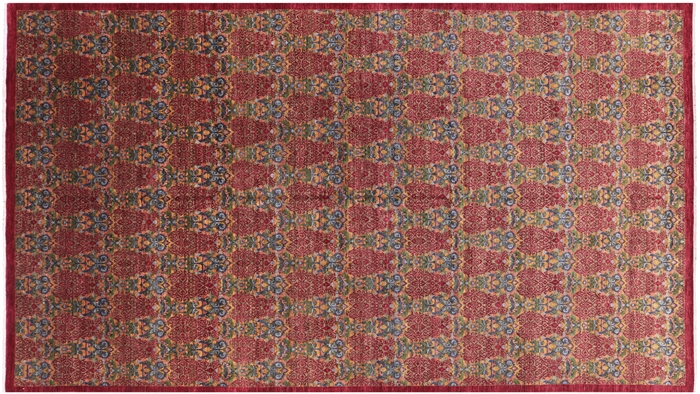 William Morris Design Hand Knotted Rug