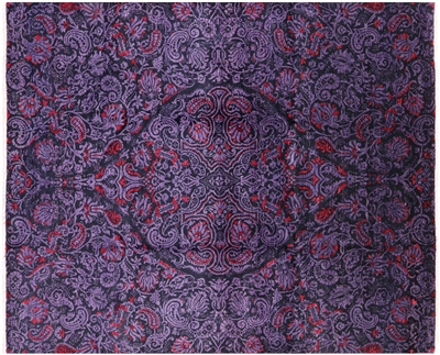 William Morris Handmade Wool Rug