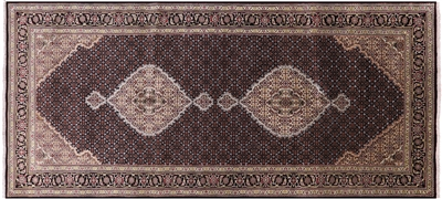 Persian Tabriz Wool & Silk Rug