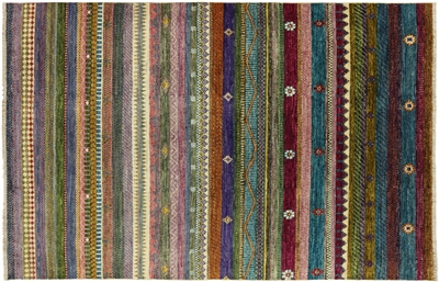 Loribaft Super Gabbeh Hand Knotted Rug