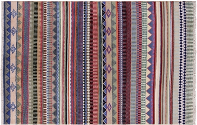 Wool Lori Super Gabbeh Area Rug