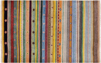 Super Gabbeh Area Rug