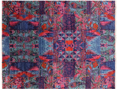 Arts & Crafts Hand Knotted Oriental Rug