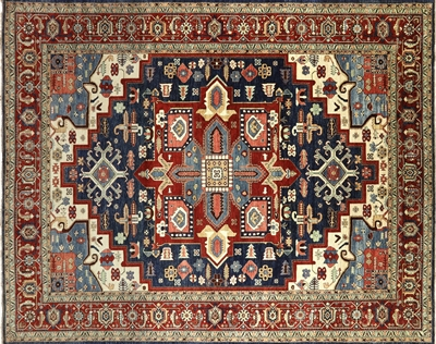 Fine Serapi Oriental Hand Knotted Rug