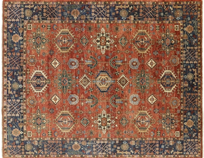 Fine Serapi Oriental Hand Knotted Wool Rug