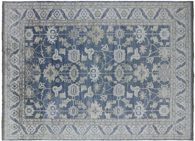 Pure Silk Persian Hand Knotted Rug