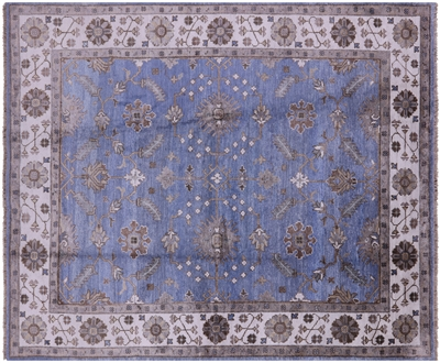 Silk Persian Hand Knotted Area Rug