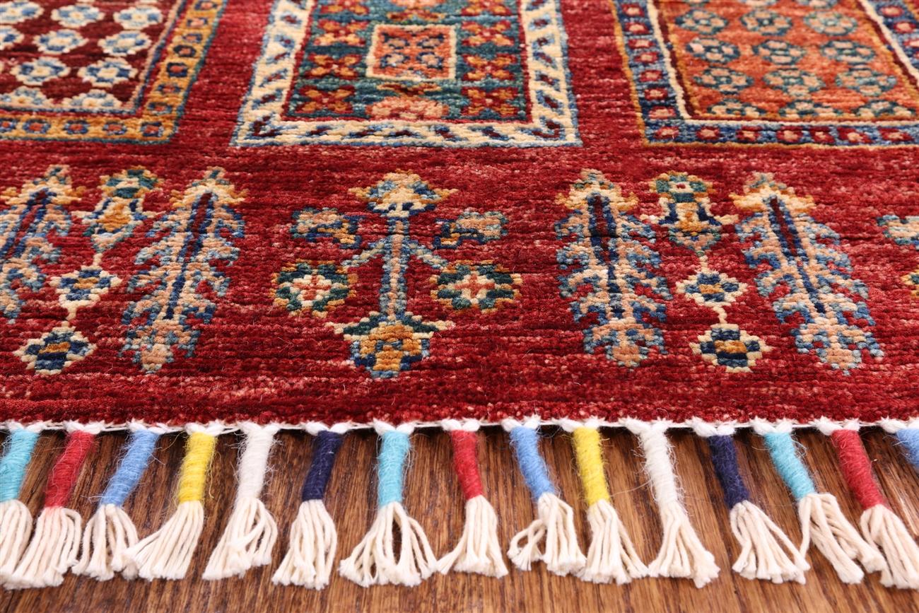 Super Gabbeh Lori Buft Handmade Wool Rug