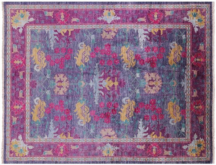 William Morris Wool Oriental Rug