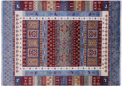 Lori Buft Super Gabbeh Hand Knotted Area Rug