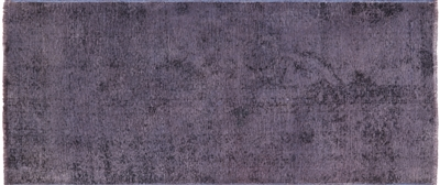Overdyed Runner Rug