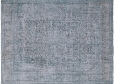 Hand Knotted Persian Overdyed Wool Rug