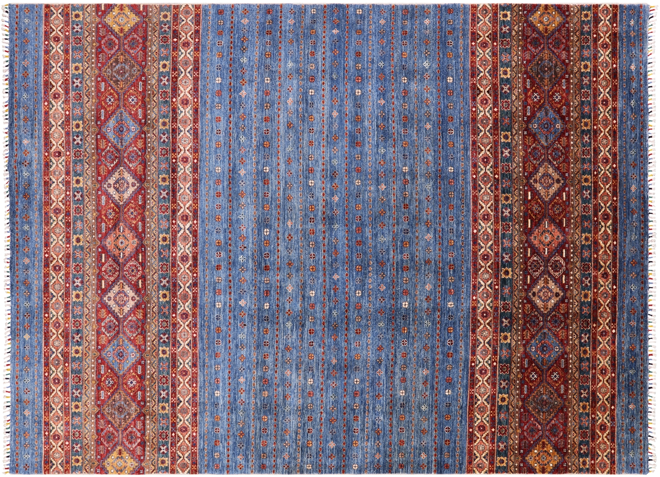 Hand Knotted Wool Tribal Persian Gabbeh