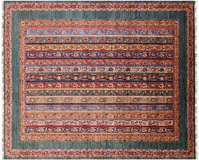 Tribal Persian Gabbeh Rug