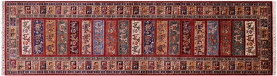 Persian Gabbeh Hand Knotted Rug
