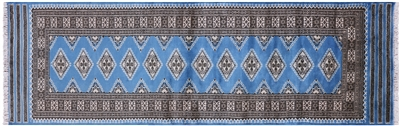 Bokhara Hand Knotted Rug