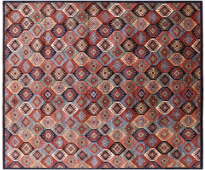 Tribal Persian Gabbeh Area Rug