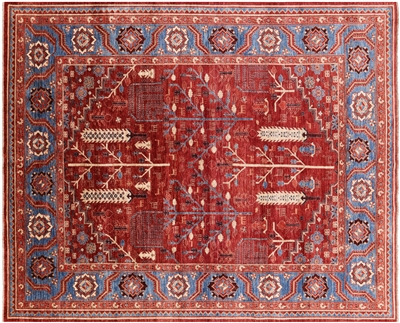 Persian Ziegler Hand Knotted Rug
