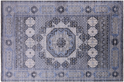Mamluk Hand Knotted Wool Rug