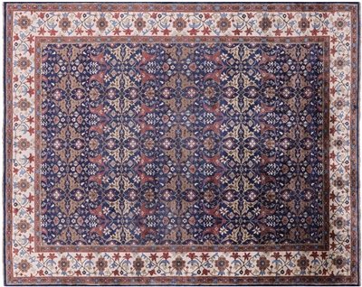 Persian Silk Handmade Area Rug