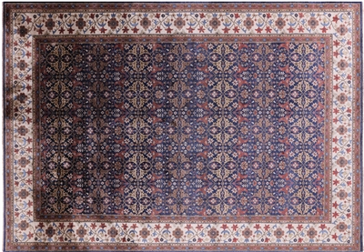 Persian Handmade Silk Area Rug
