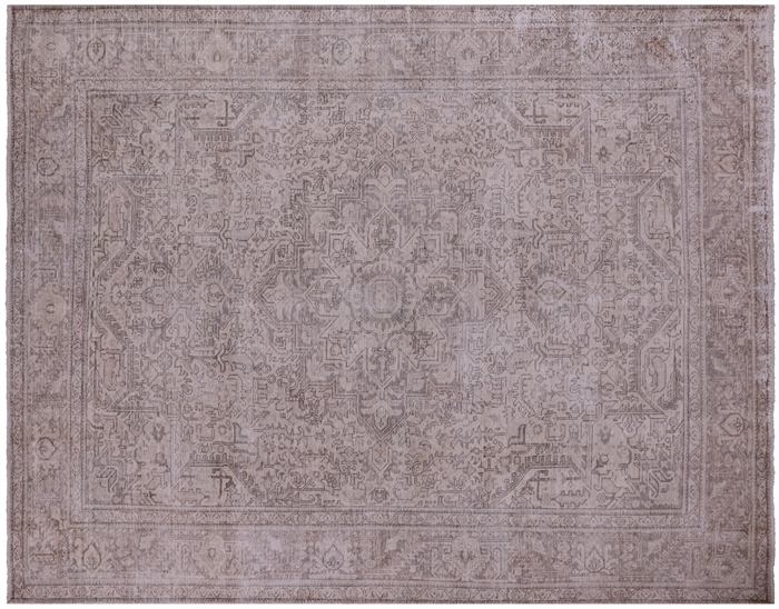 Persian Vintage White Wash Area Rug