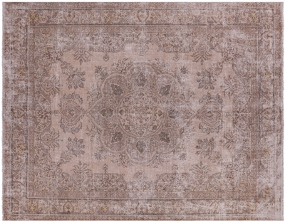 Persian Vintage White Wash Rug