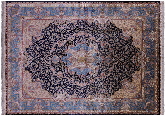 High End Persian Silk Rug