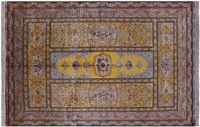 Silk High End Persian Rug