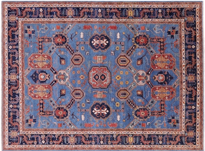 Fine Serapi Persian Hand Knotted Wool Rug