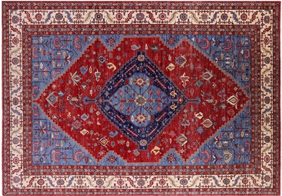 Fine Serapi Persian Hand Knotted Rug