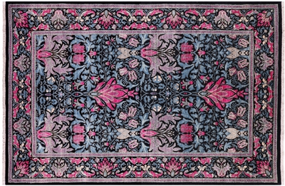 William Morris Handmade Area Rug