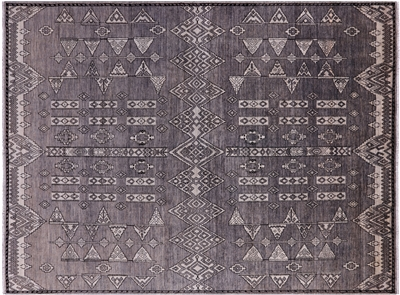 Southwest Navajo Hand Knotted Wool Rug