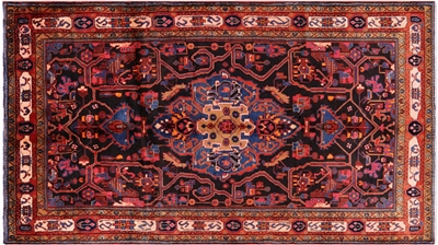New Oriental Authentic Hand Knotted Persian Nahavand Area Rug