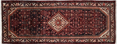 New Persian Hamadan Handmade Runner